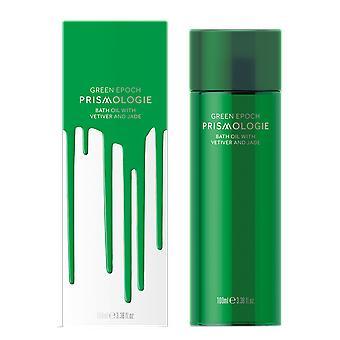Prismologie Jade & Vetiver Restorative Bath Oil 100ml