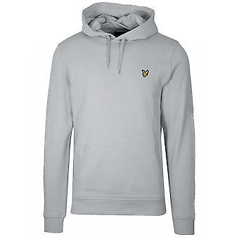 Lyle et Scott Lyle et Scott Light Grey Hooded Sweatshirt