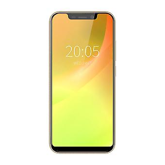 Blackview a30 5.5-inch smartphone face id android 8.1 orea quad-core 2gb ram dual cameras 3g mobile phone (gold)