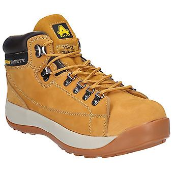 Amblers Safety Mens FS122 Hardwearing Lace up Safety Boot
