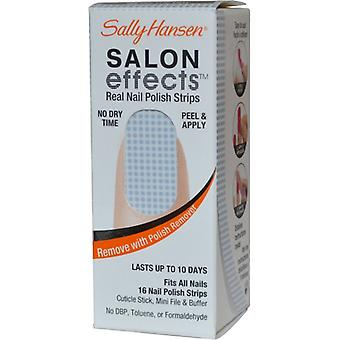 Sally Hansen Salon Effects Real Nail Polish Strips On The Dot (#02)