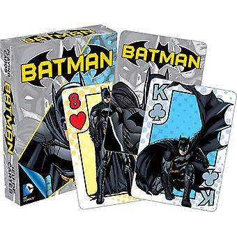 Playing Card - DC Comics - Batman Youth Poker Games New Licensed 52400
