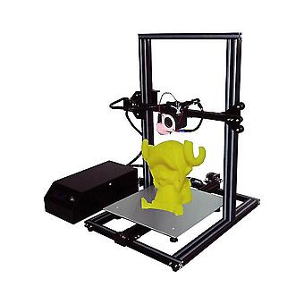 Kreateit  kr-10s thor diy 3d printer kit 300x300x400mm large printing size with dual z axis