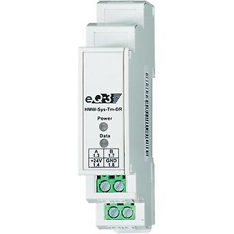 HomeMatic RS485 bus terminator 76807 DIN rail