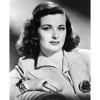 Joan Bennett Early 1940S Photo Print