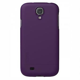 Skech hard rubber slim case Samsung Galaxy S4 i9500 purple