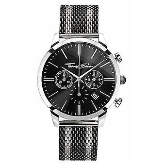 Thomas Sabo Mens Rebel Spirit Chronograph WA0284-280-203-42 Watch