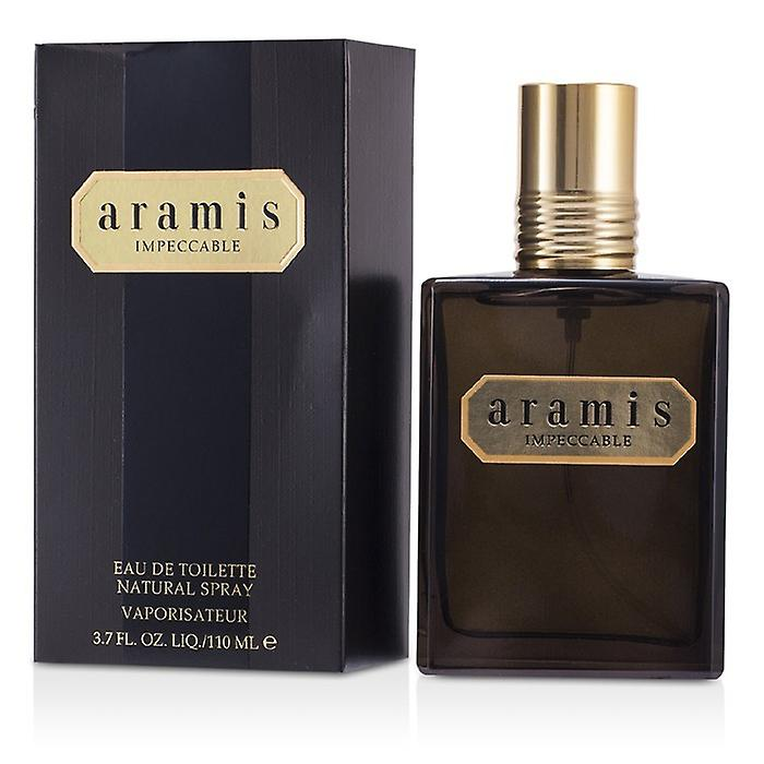 Aramis Impeccable Eau De Toilette Spray 110ml/3.7oz