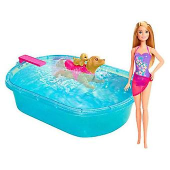 Barbie Dog Pool (Toys , Dolls And Accesories , Dolls , Furniture , Dolls)