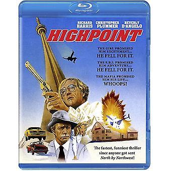 Højdepunkt (1982) [Blu-ray] USA importerer