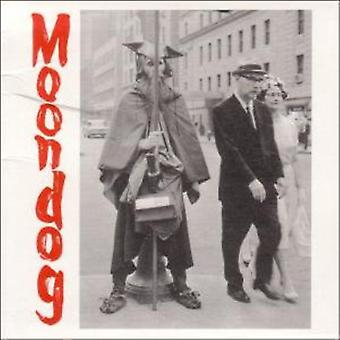 Moondog - Viking af sjette Avenue [CD] USA import