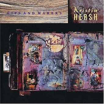 Kristin Hersh - Hips & Makers [CD] USA import