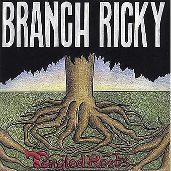 Ramificar Ricky - raízes emaranhadas [CD] EUA importação