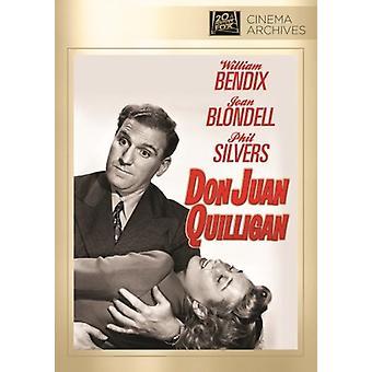 Don Juan Quilligan [DVD] USA import