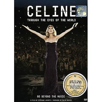 Celine Dion - Through the Eyes of the World [DVD] USA import