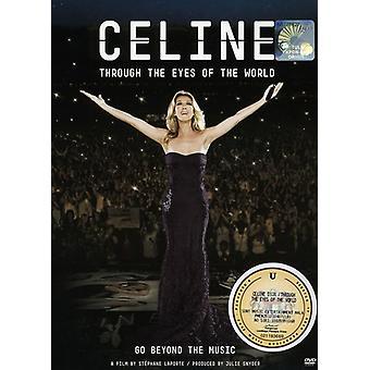 Celine Dion - Through the Eyes van de World [DVD] USA import