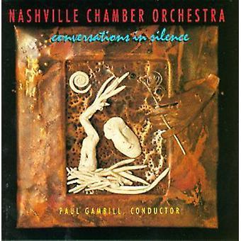 Nashville kammerorkester - samtaler i stillhet [DVD] USA import