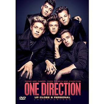 Én retning - op tæt & personlige [DVD] USA import