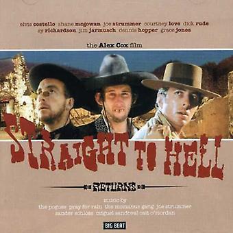 Forskellige kunstnere - lige til helvede [CD] USA import