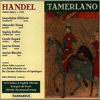 Gwendolyn Killebrew & Alexander Young - Händel: Tamerlano [CD] USA import