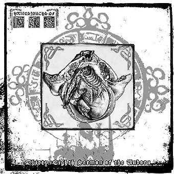 Haeresiarchs of Dis - Thirty-Eighth Sermon of the Unborn [CD] USA import