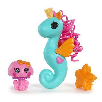 Mini Lalaoopsies - Seahorse Sea Squirt 10cm (4