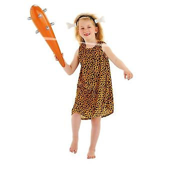 Stone age primitive man dress child costume Caveman kids costume