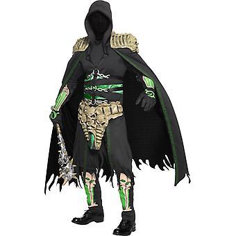 Grim reaper hell Prince Satan costume Halloween GrM