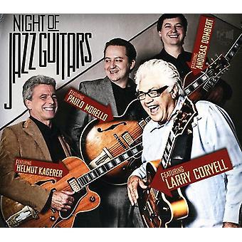 Nat af Jazz guitarer - Night Jazz guitarer [CD] USA import