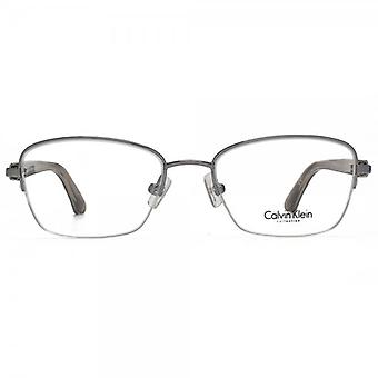 CK by Calvin Klein CK7367 Glasses In Light Gunmetal