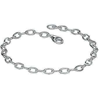 925 Silver Charms Bracelet