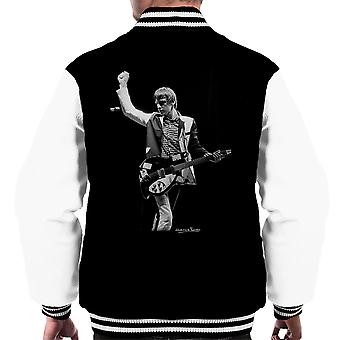 The Jam Paul Weller Manchester Apollo Men's Varsity Jacket