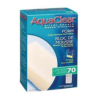 Aquaclear Filter Inserts Foam 70