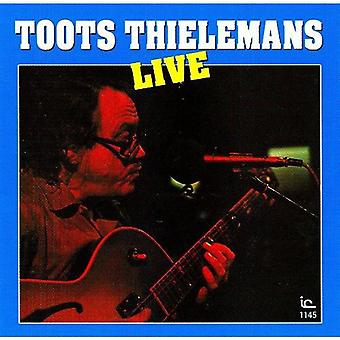 Toots Thielemans - Live [CD] USA import