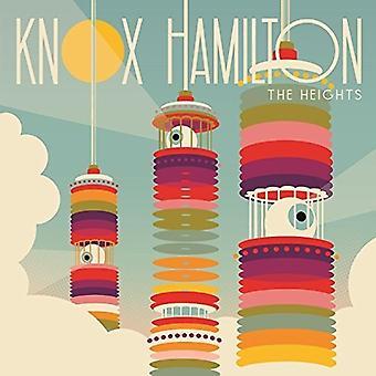 Knox Hamilton - højder [CD] USA import