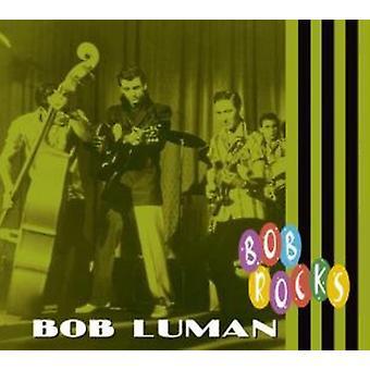 Bob Luman - Bob Rocks [CD] USA import