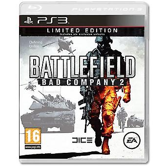 Battlefield: Bad Company 2 Limited Edition (PS3) (used)