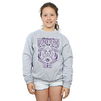Disney Girls Alice In Wonderland Adventures Sweatshirt