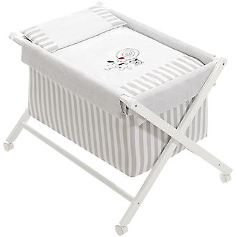 Interbaby Minicuna White Model Piruleta