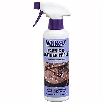 Nikwax stof & læder bevis Spray-On 300ml