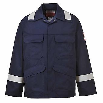 Portwest - Bizflame Plus Flame Resistant Safety Workwear Jacket