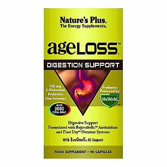 Natures Plus AgeLoss Digestion Support 90 vcaps