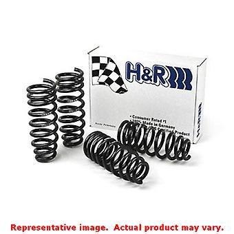 H&R Springs - Sport Springs 29286-2 FITS:PORSCHE 2003-2010 CAYENNE w/o comfort