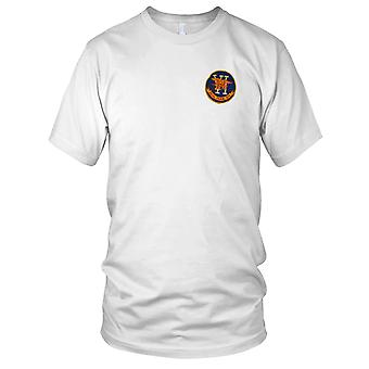 US Navy Seal Team Six 6 DEVGRU - Naval Special Warfare - Vietnam Embroidered Patch - Mens T Shirt