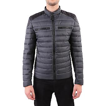Save the duck men's D3627MSKIN601161 black polyamide Quilted Jacket