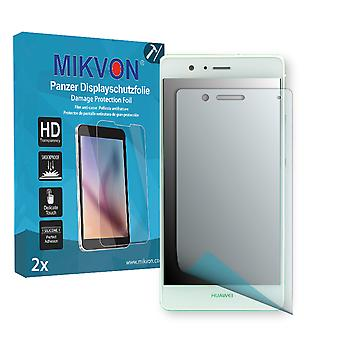 Huawei P9 Lite Screen Protector - Mikvon Armor Screen Protector (Retail Package with accessories)