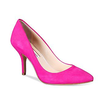 INC International Concepts Womens Zita Leather Pointed Toe Classic Pumps