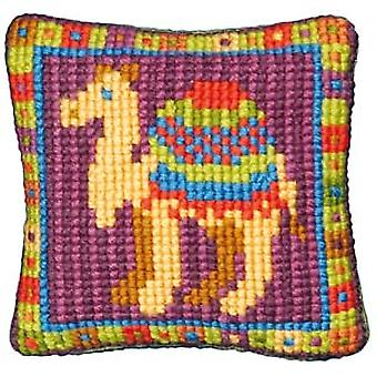Little Camel Needlepoint Kit