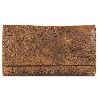 Greenland nature light leather purse 1361-24