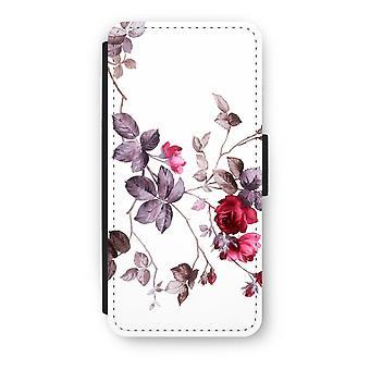 أي فون 5/5S/SE حالة الوجه-الزهور جميلة